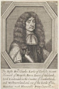 Charles Howard, 1st Earl of Carlisle in 1669