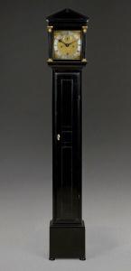 Ahasuerus Fromanteel - Early Longcase Clock, c. 1675, London (British Museum reg. No. 1958. 1006.2009)