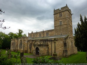 St Brandons Church Brancepeth